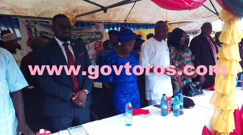 Lagos-flags-off-health-week-Ambode-to-commission-PHC-in-Ojokoro