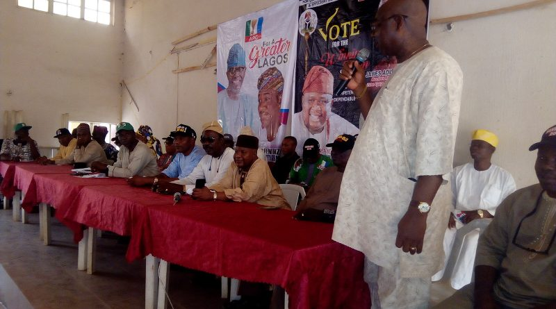 2019 Elections: APC inaugurates L.O.C in Ifako-Ijaiye/Ojokoro, 19 other LGAs in Lagos